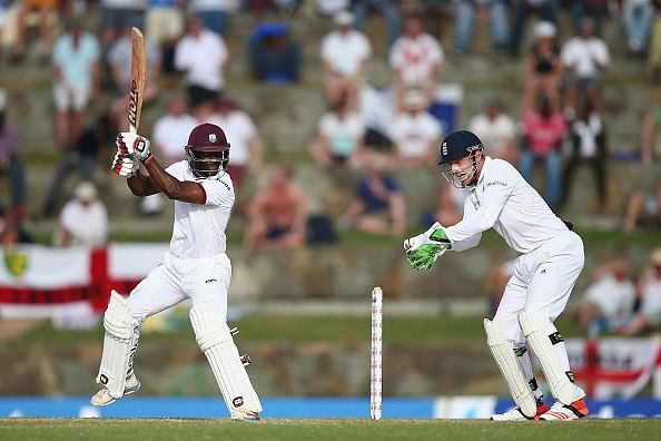 Leeward Islands declare on 24 for 7 in West Indies Regional 4-day tournament
