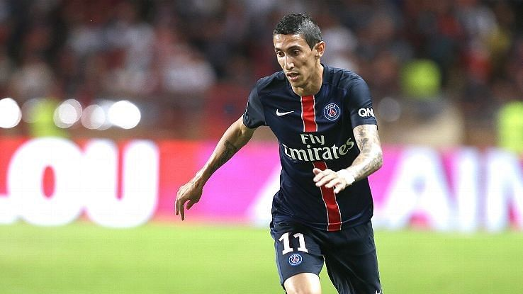 Di Maria official Facebook page removes post about Ronaldo transfer