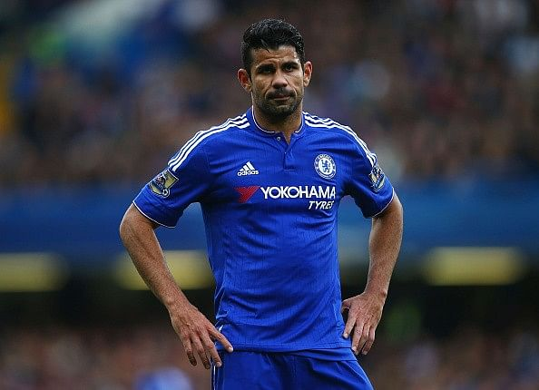 Is Diego Costa becoming a liability for Chelsea this season?