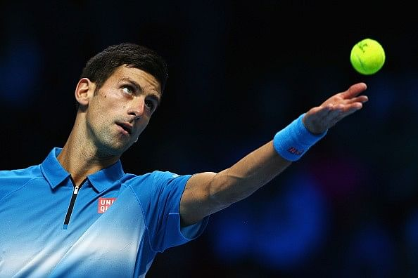 ATP World Tour Finals London 2015: Results