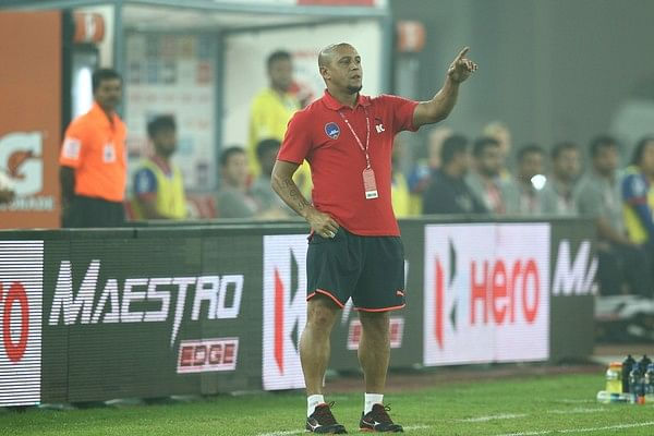 Interaction with Roberto Carlos and Florent Malouda: Unbeaten home record a source of confidence for Delhi