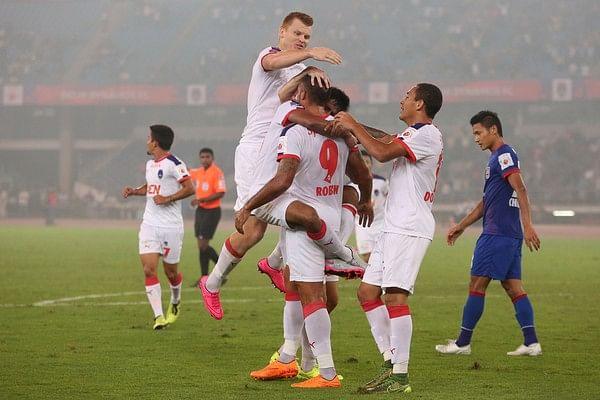 Robin Singh scores last gasp equaliser to fetch Delhi crucial point