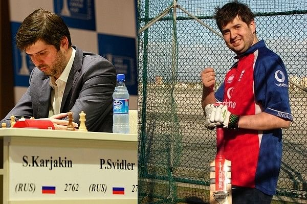 Peter Svidler - A Russian Grandmaster who loves cricket and Sachin Tendulkar!