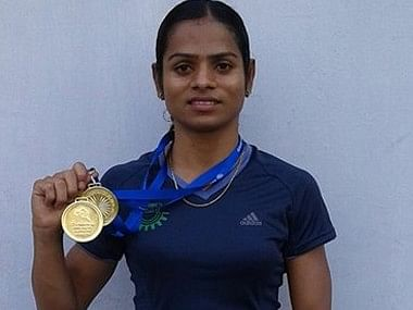 The Dutee Chand story: How she turned the tables and made a return to the top flight