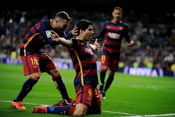 Iconic moments and images from El Clasico as Barcelona thrash Real Madrid 4-0