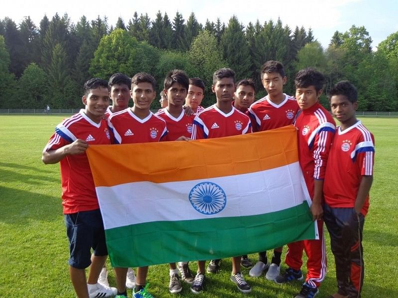 Adidas announces FC Bayern Youth Cup India 2016 in three cities
