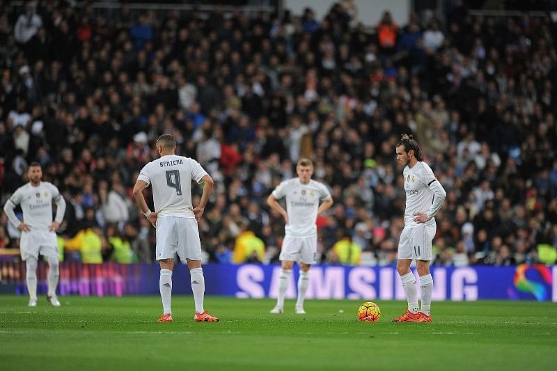El Clasico Player Ratings: Real Madrid 0-4 Barcelona