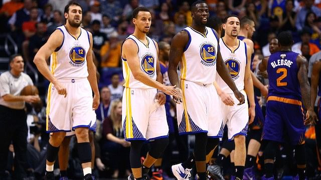 The records the Golden State Warriors have broken so far in the 2015-16 NBA season
