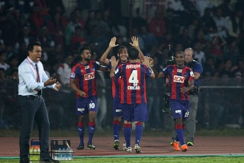 ISL 2015: Late goal gives Delhi Dynamos 2-1 win away at NorthEast United