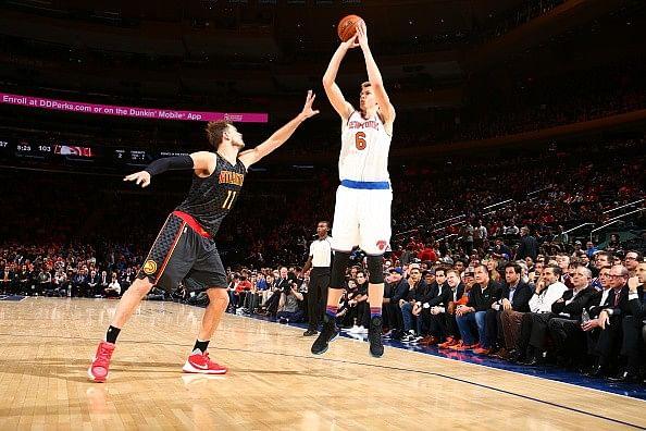 Wake up New York City, Knicks got it right with Kristaps Porzingis