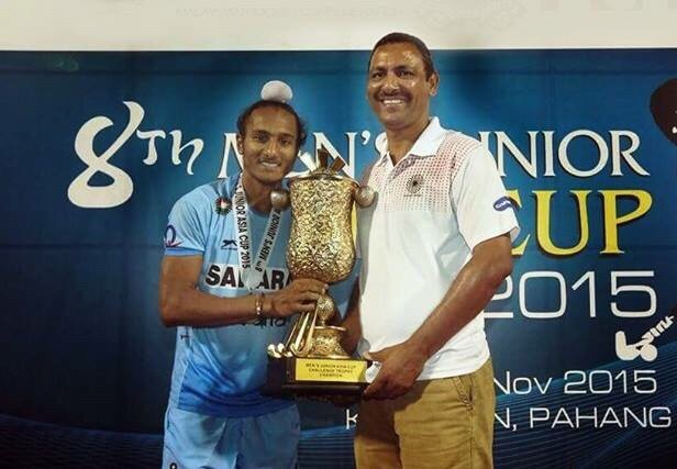 Harendra bullish about Indian junior men's hockey team