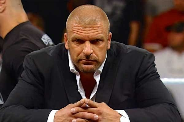 5 times Triple H lost clean in a big match