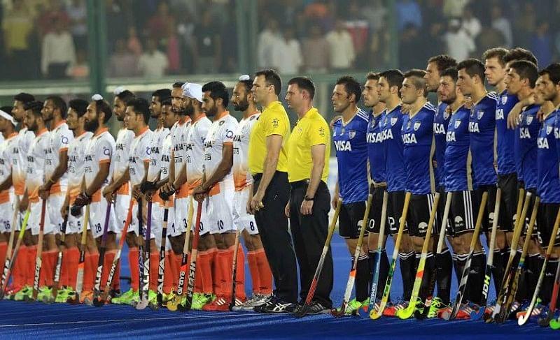 Hero Hockey World League 2015: Argentina trounce India 3-0 in opener