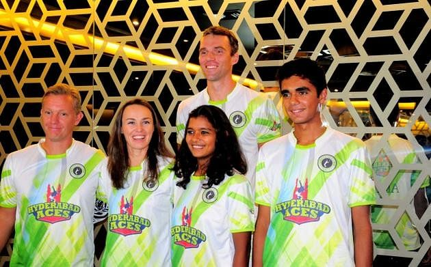 CTL 2015: Hyderabad Aces look to put in another dominating performance against V Chennai Warriors