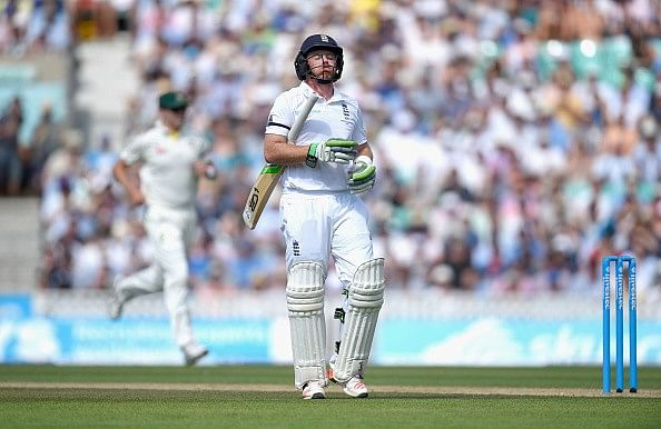 Bell and Rashid dropped from England's squad for South Africa; Ballance and Compton return