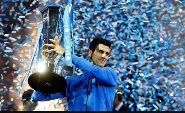 Novak Djokovic reigns supreme in London