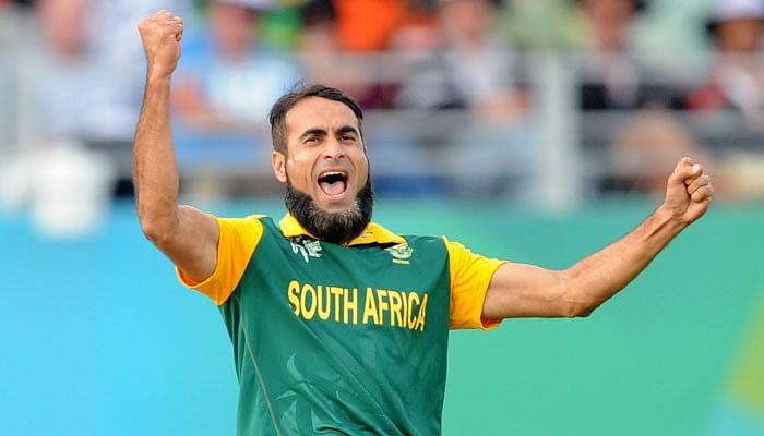 South African Spinner Imran Tahir Faced Security Threats