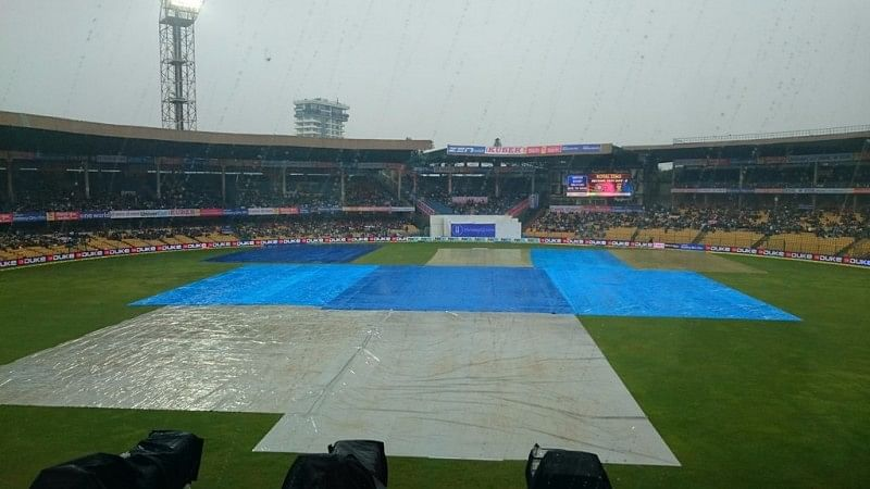 India vs South Africa 2nd Test: Persistent rain washes out second day
