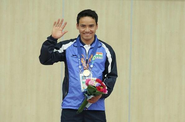 Jitu Rai wins silver medal at the Asian Shooting Championships