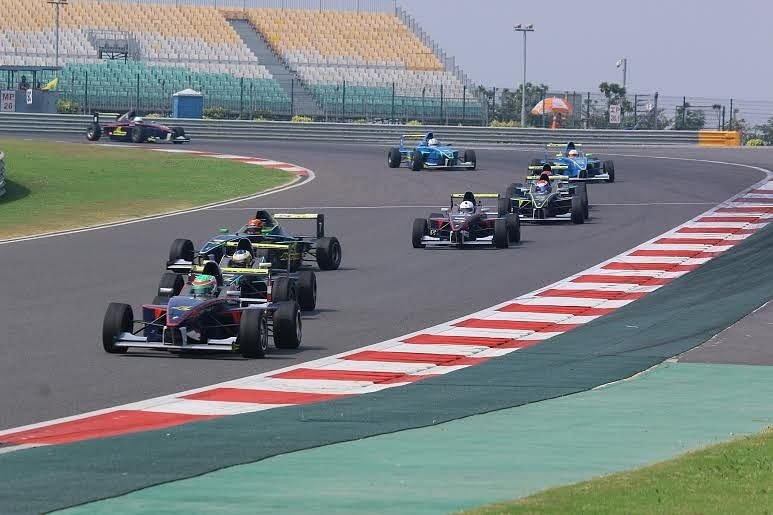 The 18th JK Tyre Racing Championship finals to be hosted at the world-class Buddh International Circuit