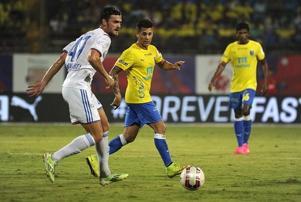 Josu Currais proves to be Kerala's silver lining as he picks up the DHL Winning Pass award