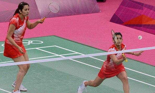 It's high time that Jwala and Ashwini buckle up and perform