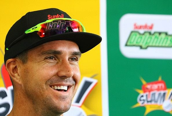 Kevin Pietersen's highest T20 score sees Dolphins home