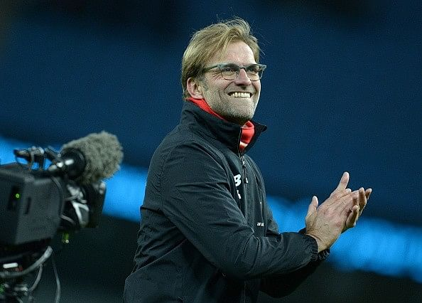Jurgen Klopp refuses to get carried away with Liverpool's hammering of Man City