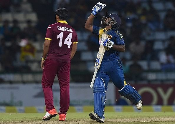 Sri Lanka defeat West Indies by 19 runs in rain-interrupted match; win the series 3-0