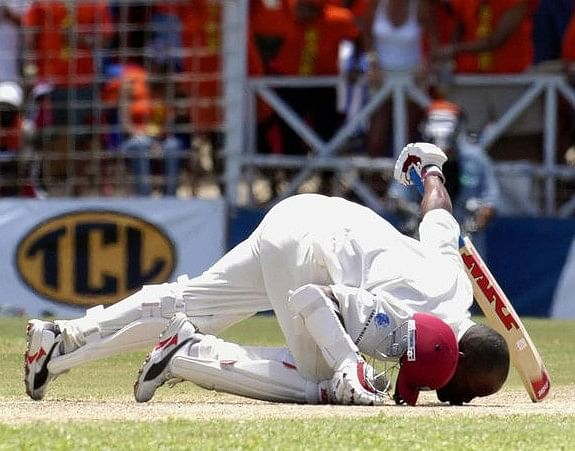 5 instances when Brian Lara's 400 was considered to be under threat