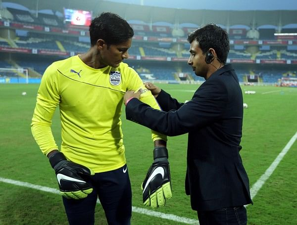 Subrata Pal lauds Gurpreet, says its brilliant he is persisting with stint in Europe