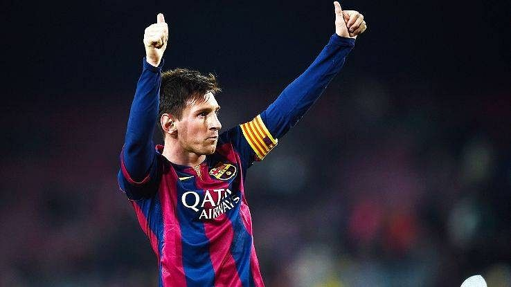 Most assists in La Liga:132 assists  - 5 Lionel Messi records which won