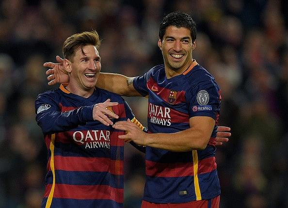 Barcelona 6-1 AS Roma: Player Ratings