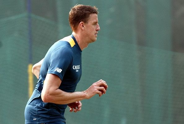 Video: Morne Morkel trying to spin the ball