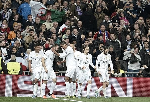 UEFA Champions League round up: Real Madrid and Manchester City win to secure progress to the round of 16