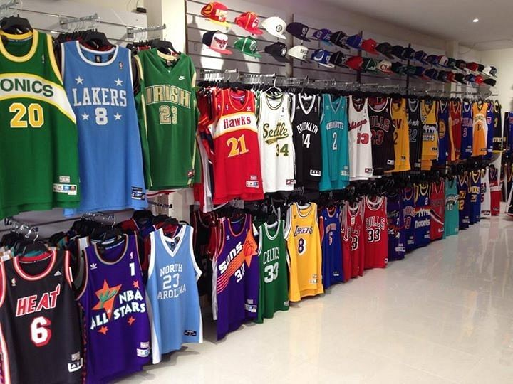 The NBA Jersey Guide for the Average Indian Consumer