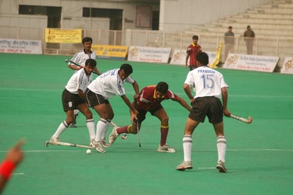 The iconic Nehru Hockey Tournament is struggling to stay afloat