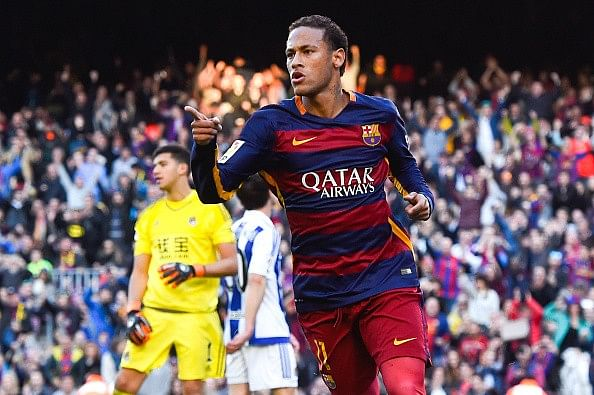 Is Neymar on his way to becoming the greatest goalscorer of all time?