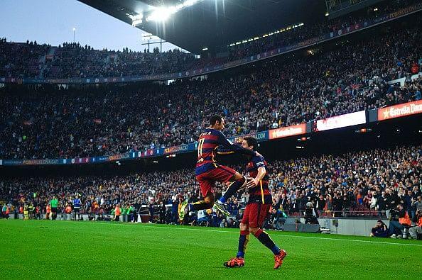Barcelona 3-0 Villarreal: Player Ratings