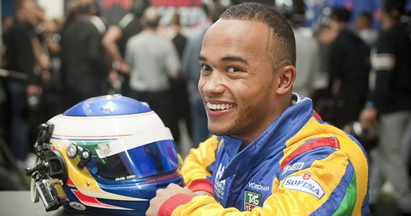 Why Lewis Hamilton's brother is an inspiration for disabled people everywhere