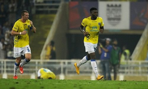 Antonio German lauds Kerala fans, labels them best in the world