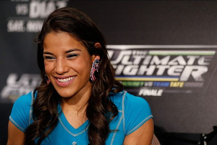 Julianna Pena: Miesha and I are going to fight if either one of us is the champ