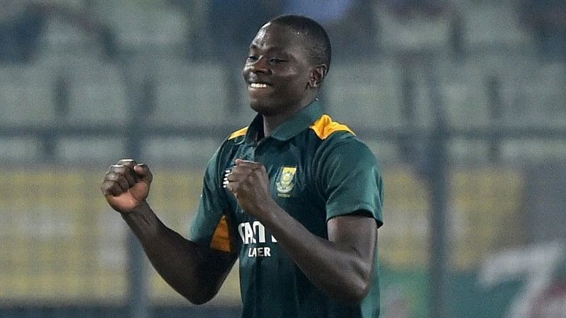 Kagiso Rabada has been named newcomer of the year in CSA's 10th annual awards