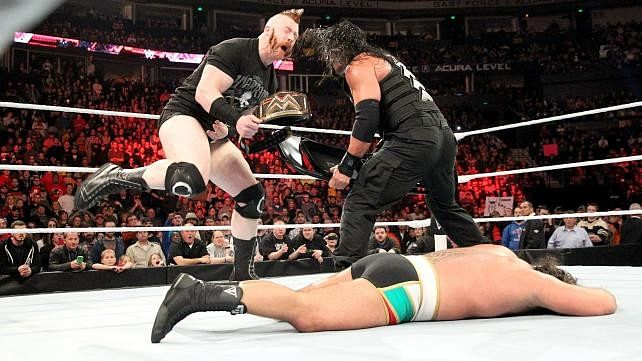 No dark match post-RAW, Reigns warned by Sheamus, backstage note on title change at Survivor Series