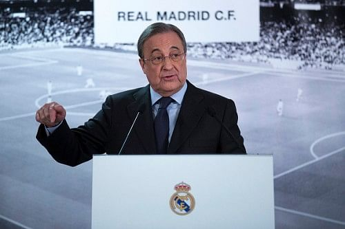 Real Madrid and Florentino Perez - the circus needs to end someday