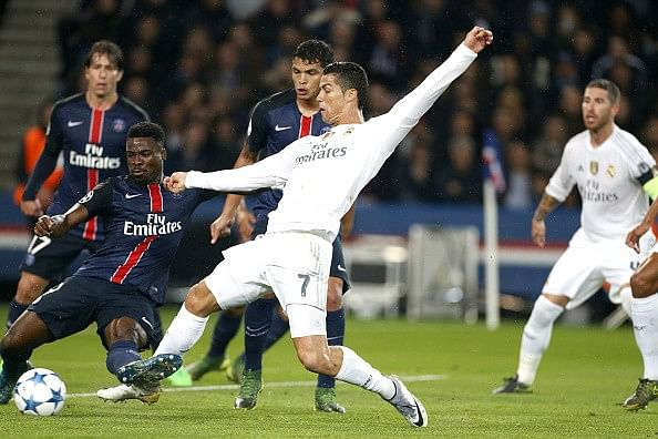 Paris Vs Real Madrid