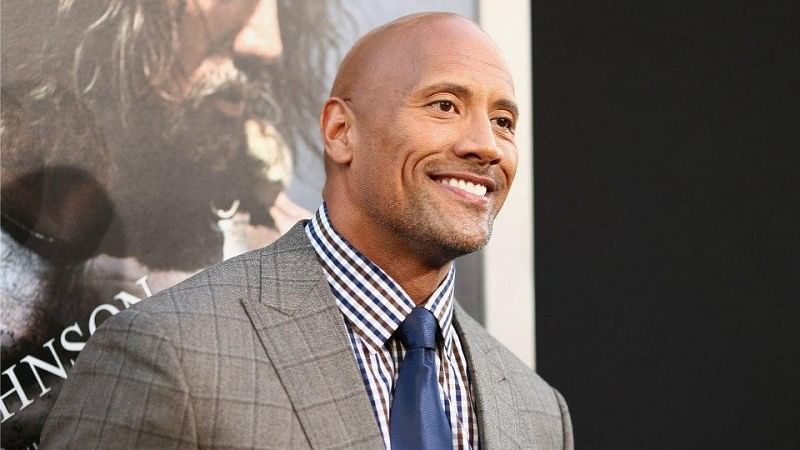 The Life story of The Rock - From homeless to World Icon