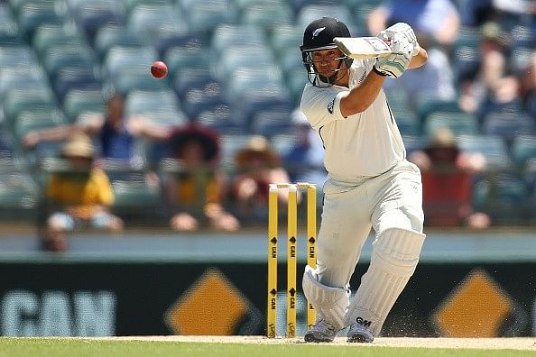 111-year-old record broken by Ross Taylor