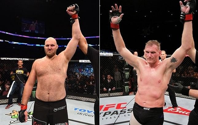 Ben Rothwell vs. Josh Barnett booked for UFC on FOX 18, Superpowers of 'Super' Sage Northcutt
