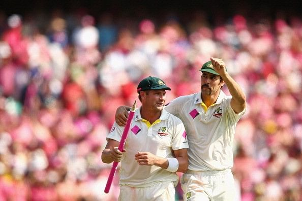 Flat pitches forced Mitchell Johnson's retirement, says Ryan Harris